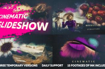 Ink Slideshow Presentation - Download Videohive 20849687