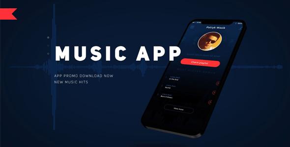 Music App Promo Presentation - Download Videohive 21129693
