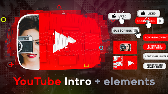 Stomp YouTube Intro - Download Videohive 20928325