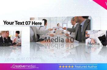 Corporate Boxes Presentation - Download Videohive 3055939