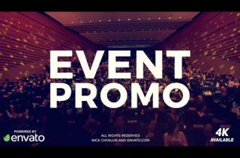 Event Promo - Download Videohive 21100026
