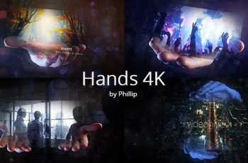 Hands 4K - Download Videohive 21283873