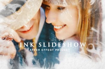 Ink Slideshow - Download Videohive 18657693