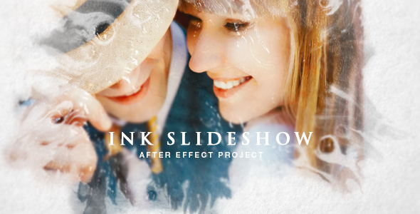 Ink Slideshow - Download Videohive 18657693