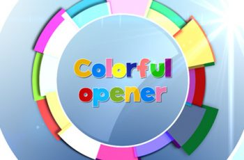Kids Colorful Opener - Download Videohive 3063496