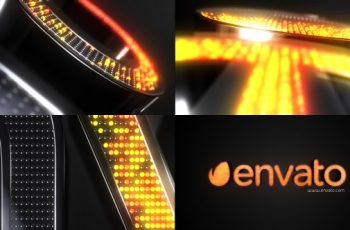 Neon Spheres Element 3D Opener - Download Videohive 20961950