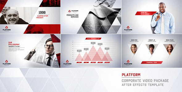 Platform - Corporate Video Package - Download Videohive 6509162