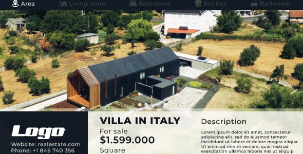 Real Estate Promo - Download Videohive 21255574