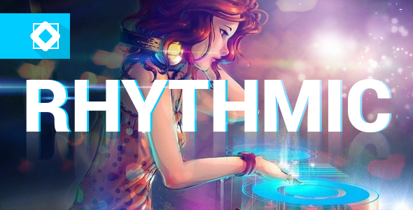 Rhythmic Website Presentation - Download Videohive 19561718
