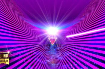 VJ 80's Triangles - Download Videohive 20590285
