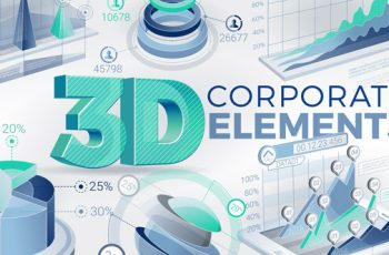 3D Corporate Elements - Download Videohive 21161402