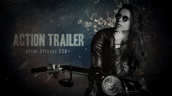 Action Trailer 4K - Download Videohive 19593428