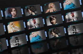Circle Screens - Download Videohive 3249921
