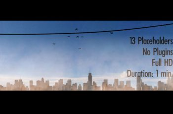 City Trailer - Download Videohive 2935004