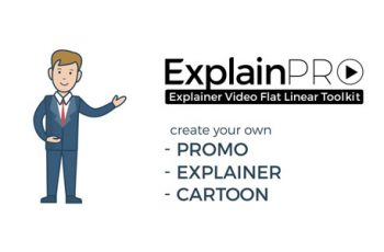 ExplainPRO. Explainer Video Flat Linear Toolkit - Download Videohive 21033097
