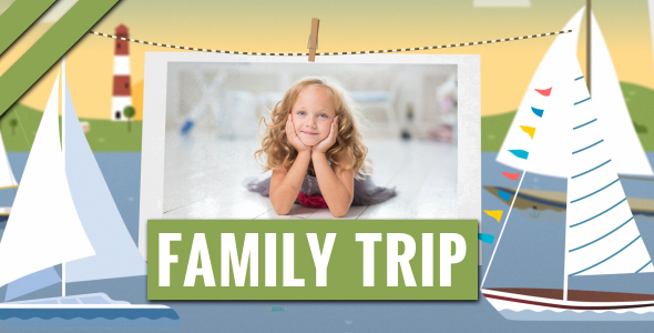 Family Trip - Download Videohive 21462381