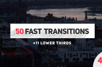 Fast Transitions - Download Videohive 21144560
