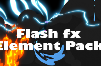 Flash Fx Element Pack - Download Videohive 11989134