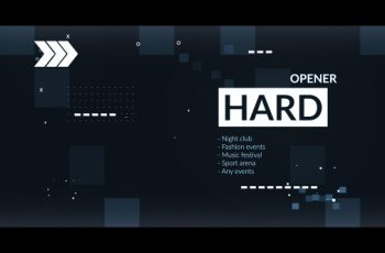 Hard Opener - Download Videohive 21530723