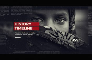 History Timeline - Download Videohive 21279435