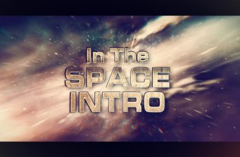 In The Space Intro - Download Videohive 19876712