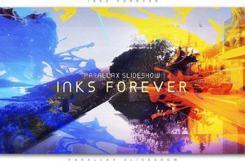 Inks Forever Parallax Slideshow - Download Videohive 21017163