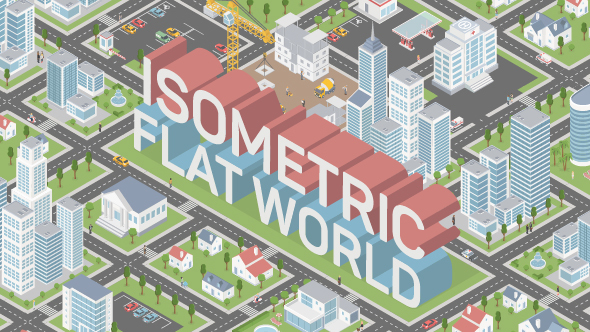 Isometric Map Builder - Download Videohive 21085909