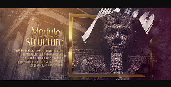 Journey to History - Download Videohive 21458544