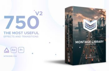 Montage Library - Most Useful Effects - Download Videohive 21492033