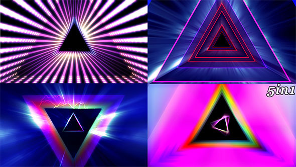 Prism Rays - Download Videohive 6659904