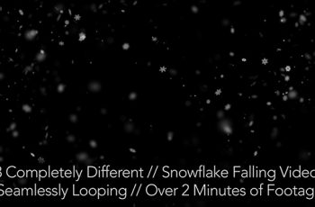 Snow Falling - Download Videohive 148152