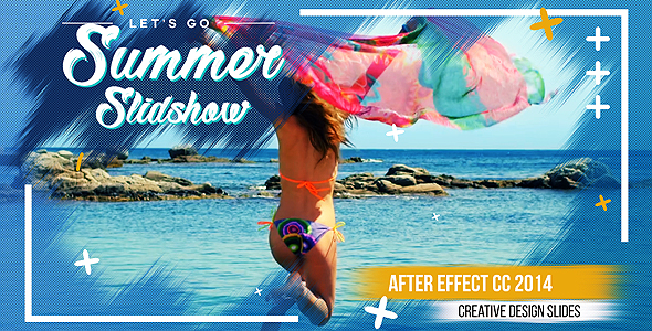 Summer Slideshow - Download Videohive 20846293