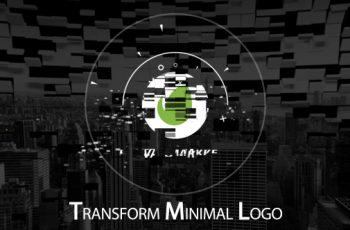 Transform Minimal Logo - Download Videohive 21287803