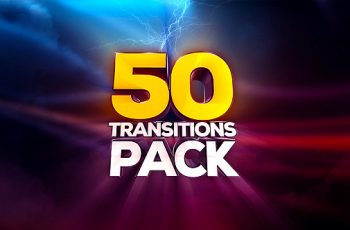 Transitions Pack - Download Videohive 13488639
