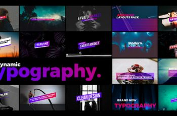 Typography - Download Videohive 21310826