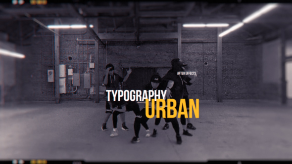 Urban Opener - Download Videohive 21091341