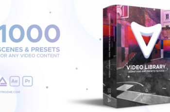 Video Library - Video Presets Package - Download Videohive 21390377