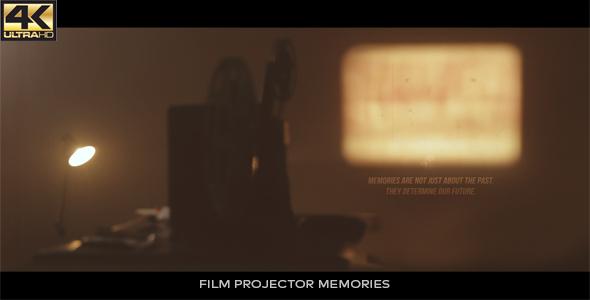 Vintage Memories - Film Projector - Download Videohive 21531625