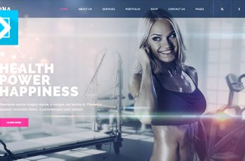 Website Presentation Minimal - Download Videohive 18950580