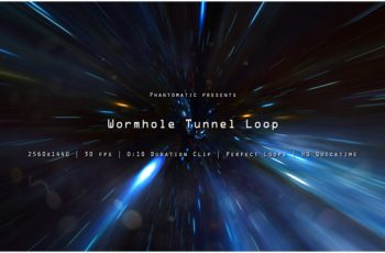 Wormhole Space 3 - Download Videohive 20111240