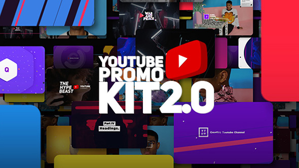 Youtube Promo Kit 2.0 - Download Videohive 21117330