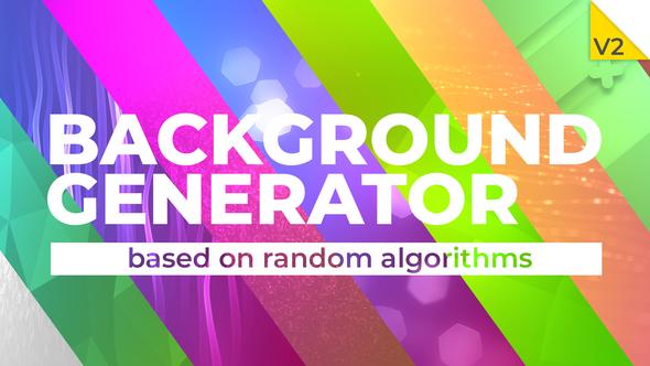 Background Generator - Download Videohive 21573235