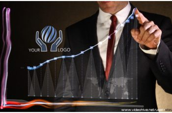 Business Chart - Logo Intro - Download Videohive 16226367