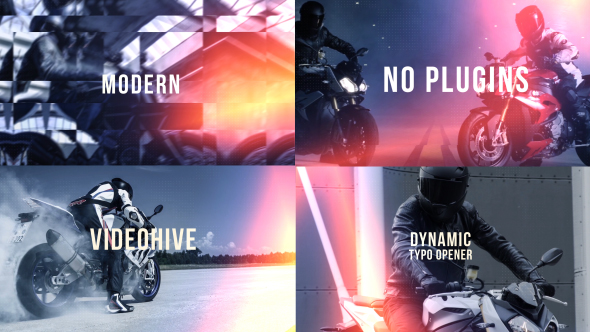 Dynamic Typo Opener - Download Videohive 21181309