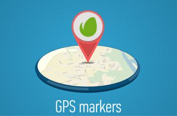 GPS Markers Map - Download Videohive 9910759