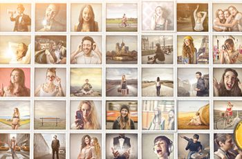 Mosaic Pop Photos Displays - Download Videohive 15104213