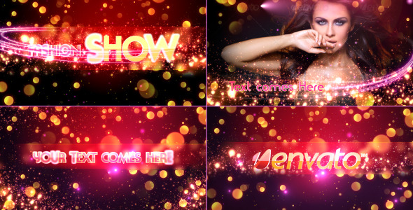Stylish Fashion Slide Show - Download Videohive 4760326