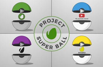 Super Ball Logo - Download Videohive 18187797