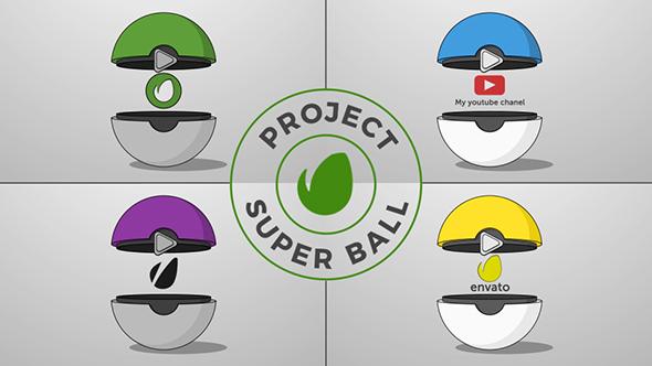 Super Ball Logo - Download Videohive 18187797
