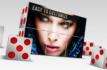 3D Dice Presentation - Download Videohive 2779679